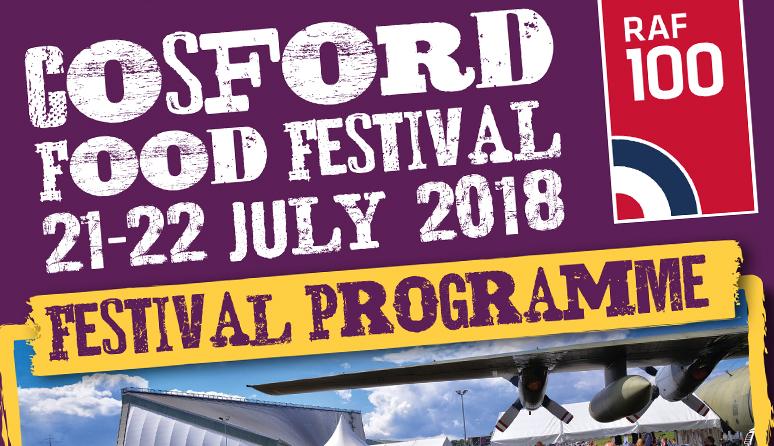 Cosford Food Festival